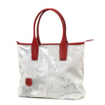 Lady's Zip Top ToteArt. 234 cavallino collection donnacm 40x30x10