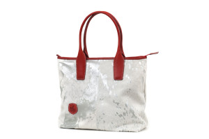Borsa chiusura zip a mano donna Art. 246 // Cavallino collection donna cm. 40x30x10