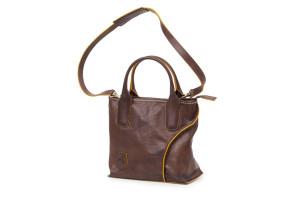 borsa con chiusura zip doppio uso a mano e tracolla con motivo oramentale donna Art. 163 // Vertigo collection cm. 26x24x11