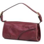Lady's  Shoulder Bag with  Vertigo  motif.Art. 165 vertigo collectioncm 35X18x11