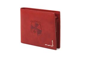 メンズ小銭入れ付き財布 品番 123 インディslg コレクション cm 11.5x9.5x2