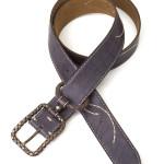 Cintura h40 con 4 motiviricamata a manofibbia effetto intreccio uomoArt. 509/bBelt's collection cm. 85 // 90 // 95 //100 // 105